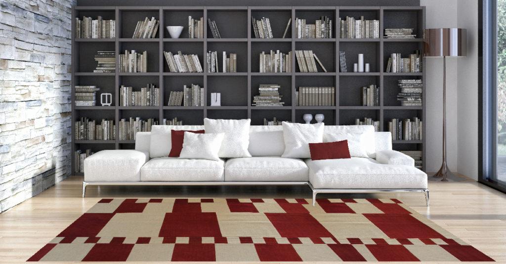 Arrediamo il vostro salotto con tappeti esclusivi